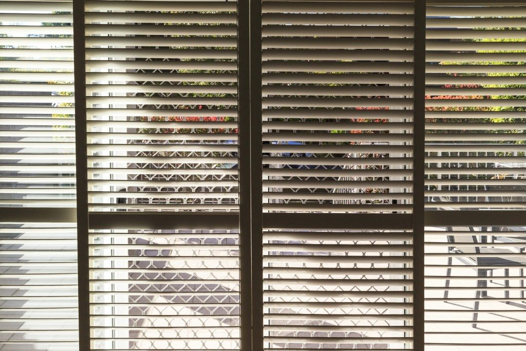 plantation blinds at home