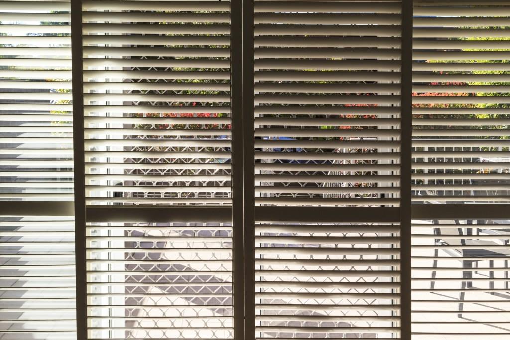 plantation blinds at home