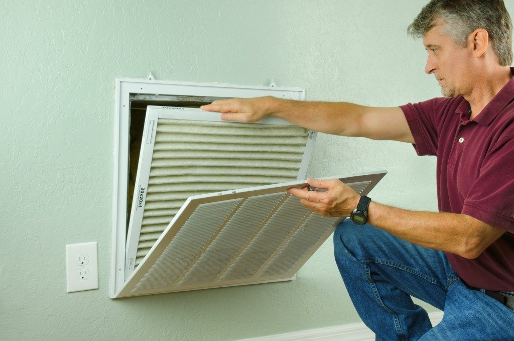 changing vents