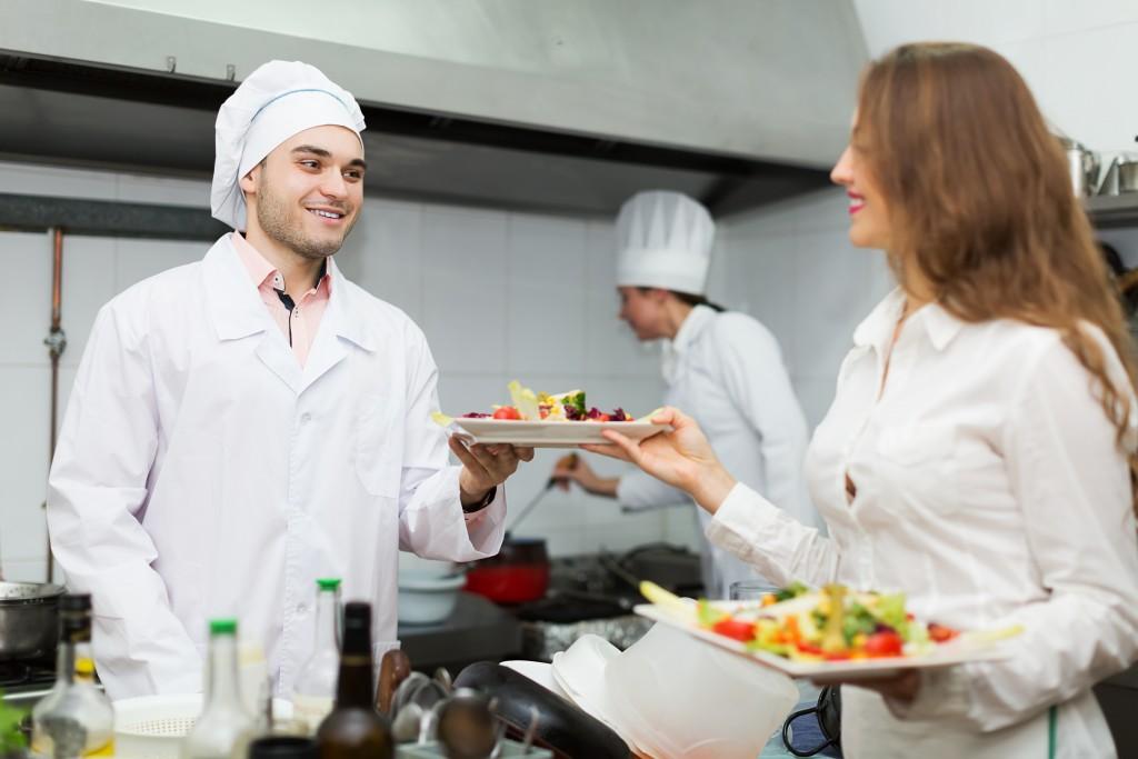 chef restaurant