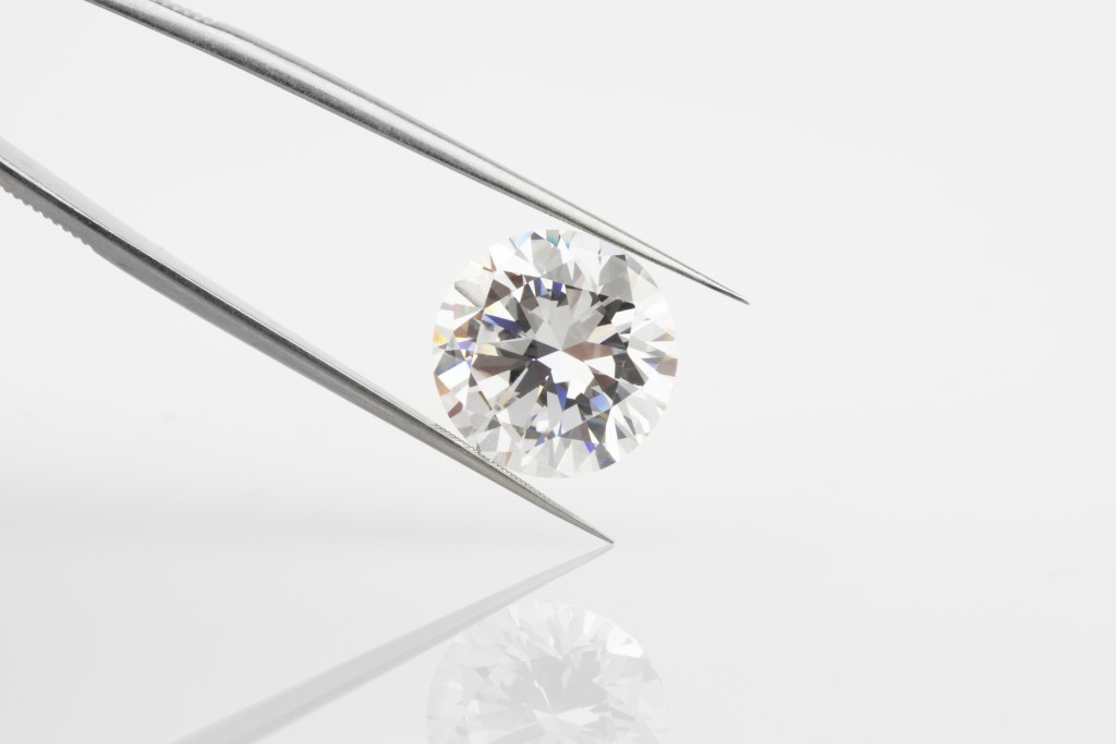 authentic diamonds