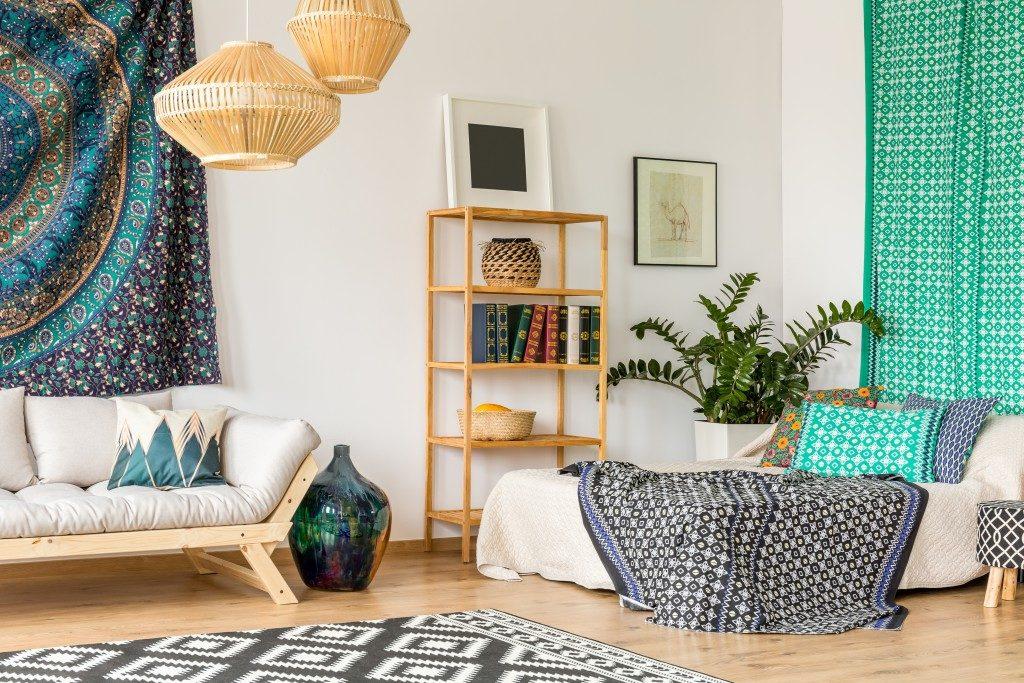 small studio home