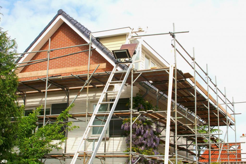 home building concept