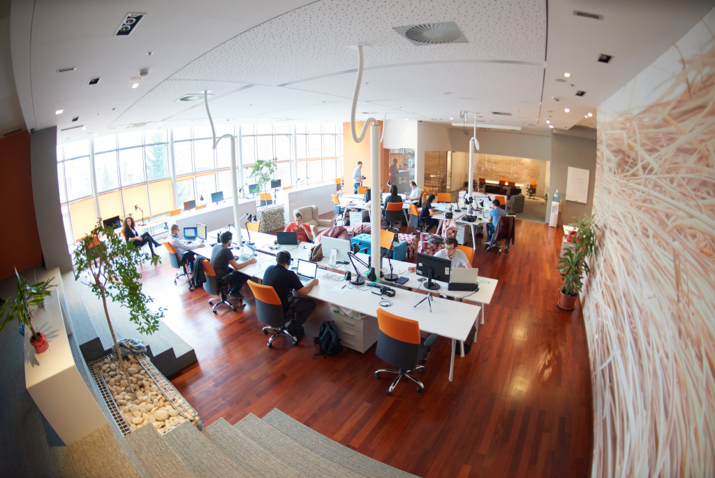 Maintaining the Indoor Air Quality in the Workplace